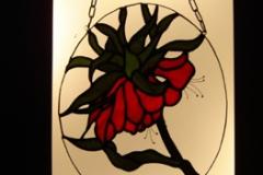 ovaal-bloem